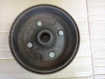S83P Used Front Hub Drum
