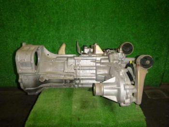 Mitsubishi U62T used transmission 4WD