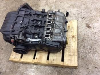 Subaru Sambar Used Long Block Engine: EN07C Carbureted Type