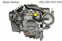 Subaru Sambar Factory Rebuilt Carburetor