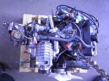 Suzuki DB71T Supercharged Engine Assembly