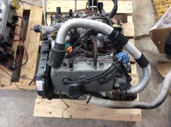 Suzuki Carry engine F6a Manual